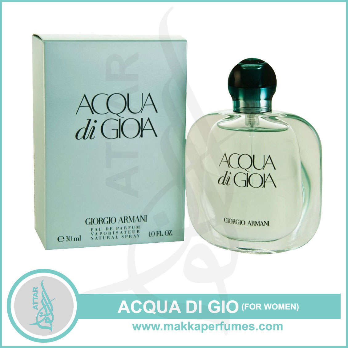Acqua Di Gio By Giorgio Armani 12ml Cpo Attar Shop Pakistan